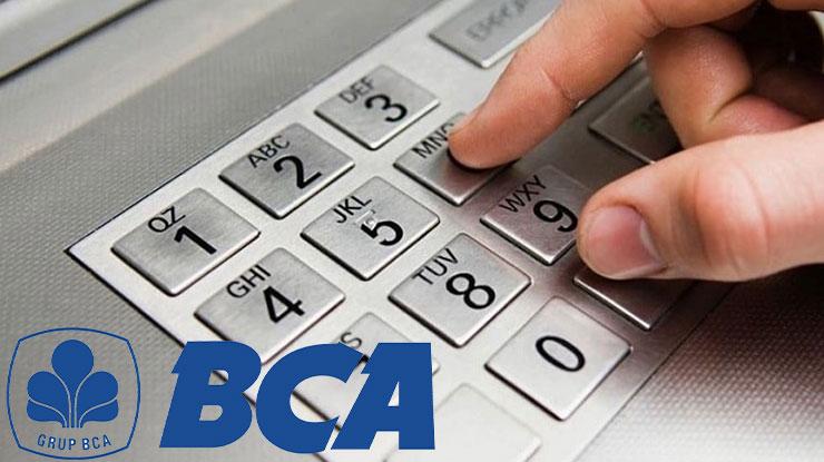 Lupa PIN ATM BCA