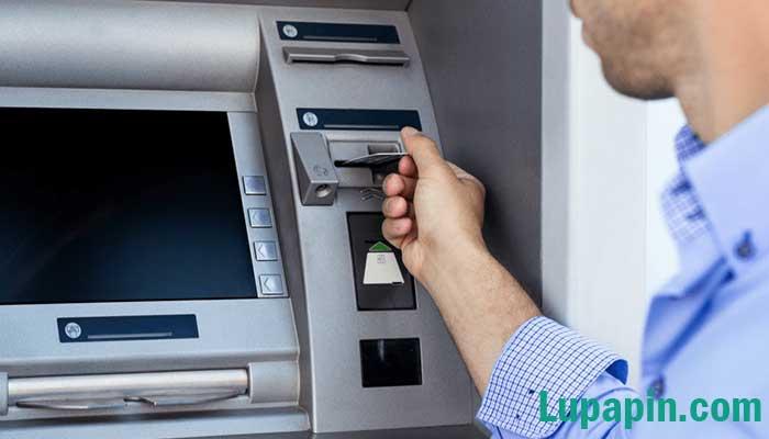 Cara Ubah PIN ATM Lewat Mesin ATM