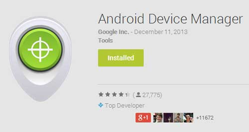 ADM Android Device Manager