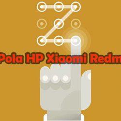 Lupa Pola HP Xiaomi Redmi Note