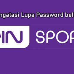 Cara Mengatasi Lupa Password beIN Sports