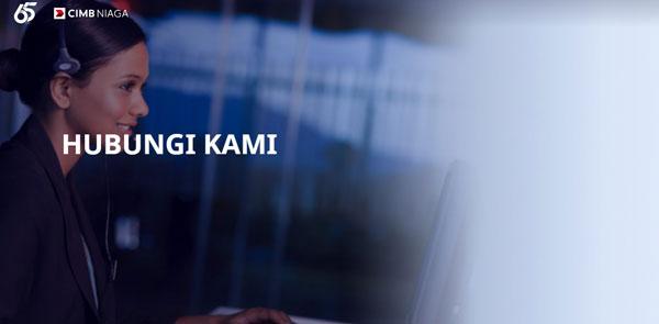 Call Center CIMB Niaga Indonesia