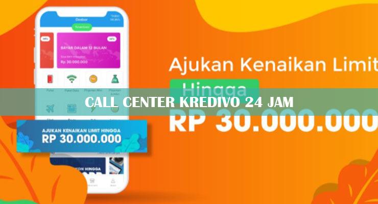 Call Center Kredivo 24 Jam Cara Menghubunginya Lupapin
