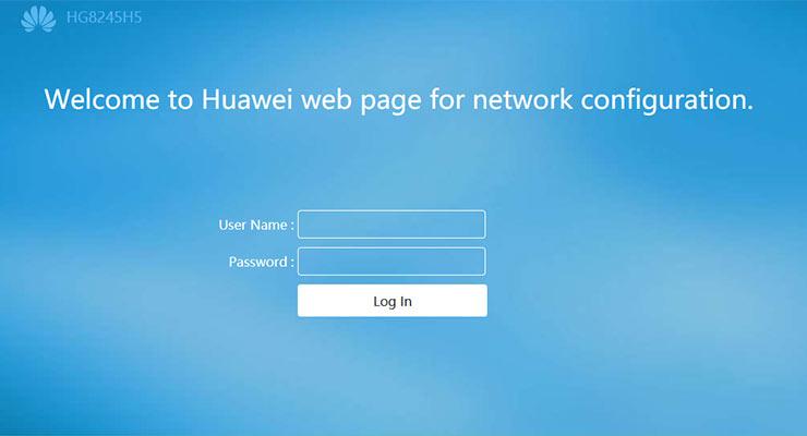 Cara Login Modem Huawei HG8245H5 Indihome