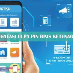 Cara Mengatasi Lupa PIN BPJS Ketenagakerjaan Secara Online