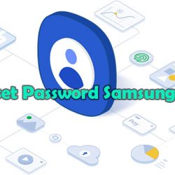 Cara Reset Password Samsung Account