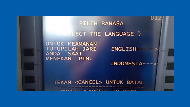 2 Pilihlah Bahasa Indonesia