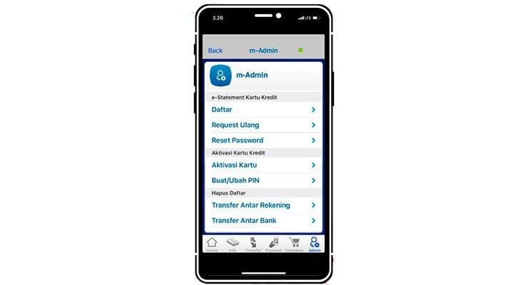 Lupa PIN Kartu Kredit BCA Lewat BCA Mobile