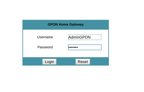 Nama Account dan Password