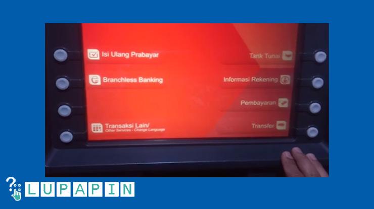 Transaksi Lain Untuk Mengganti PIN Kartu ATM CIMB Niaga.