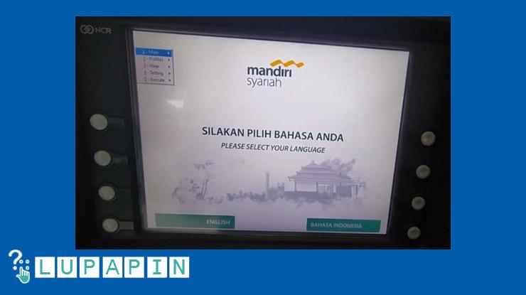 3.Lalu pilih bahasa bahasa Indonesia atau Inggris.