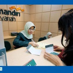 Reset PIN di Kantor Cabang Mandiri Syariah