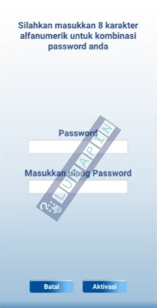 5 Buat Password 2 Kali