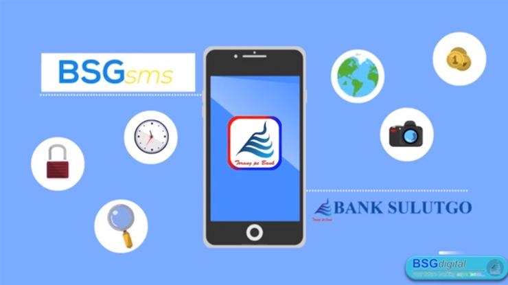 Kelebihan SMS banking Bank SulutGo