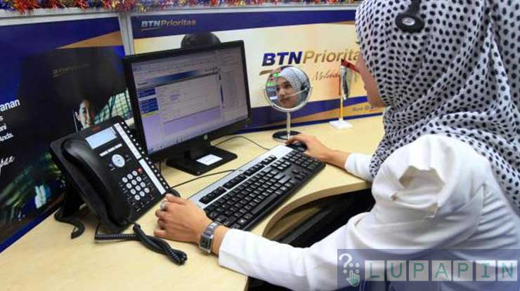 Mengatasi Lupa Password BTN Mobile Lewwt Call Center BTN