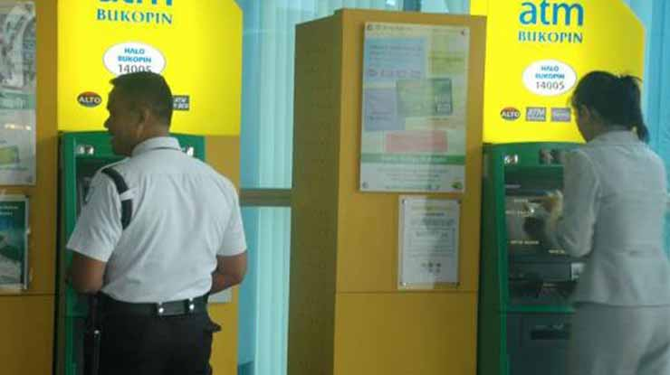 Masukkan PIN Kartu ATM Bukopin