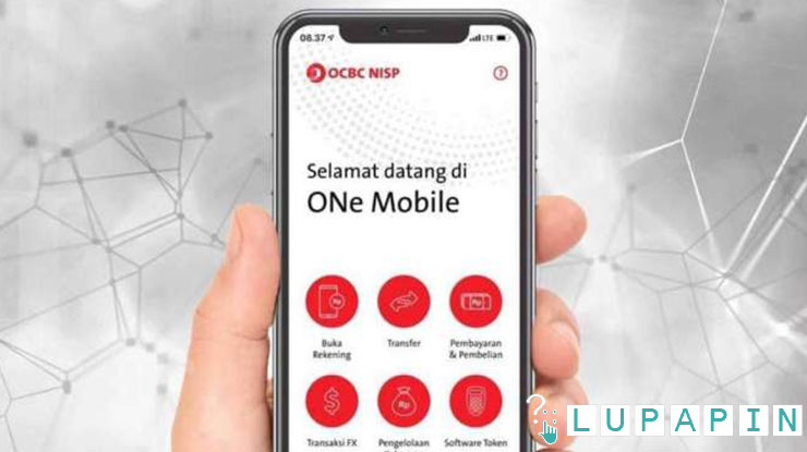 Pakai One Mobile OCBC NISP