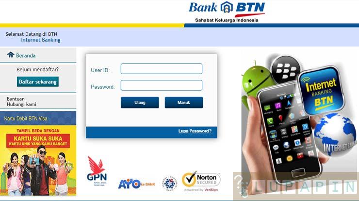 Tentang User ID BTN
