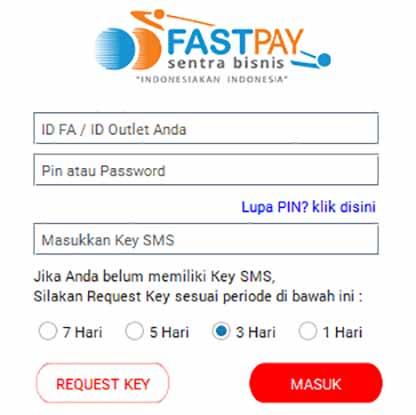 Cara Mendapatkan SMS Key Login