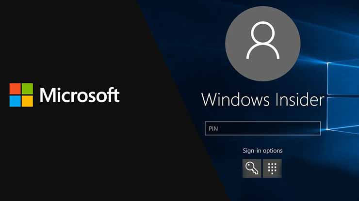 Fungsi PIN Microsoft Windows