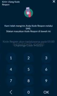 OTP Permata Mobile X