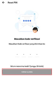 lupa email itemku