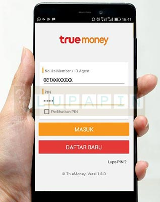 Login Truemoney
