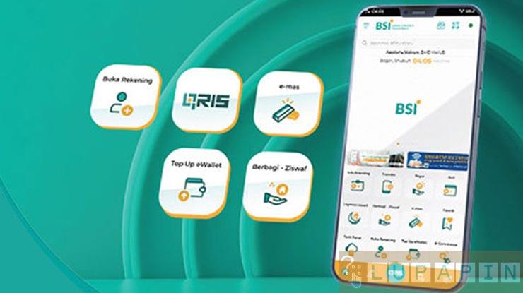 Lupa Password BSI Mobile