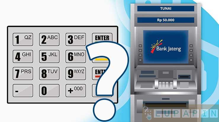 Mengatasi Lupa PIN Di Kantor Bank Jateng