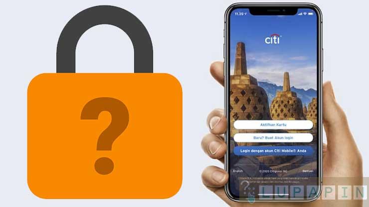 Syarat Reset Password Citi Mobile Indonesia