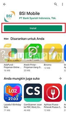 install BSI Mobile