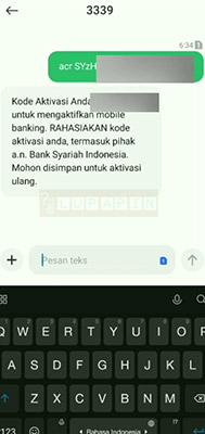 reset BSI Mobile
