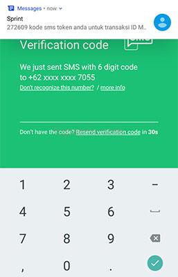 Lupa Password SimobiPlus Sinarmas