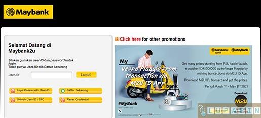 Situs Maybank2u