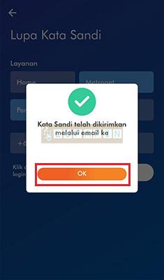 lupa password biznet login