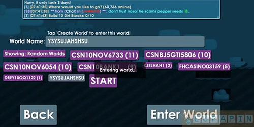 reset Password Growtopia