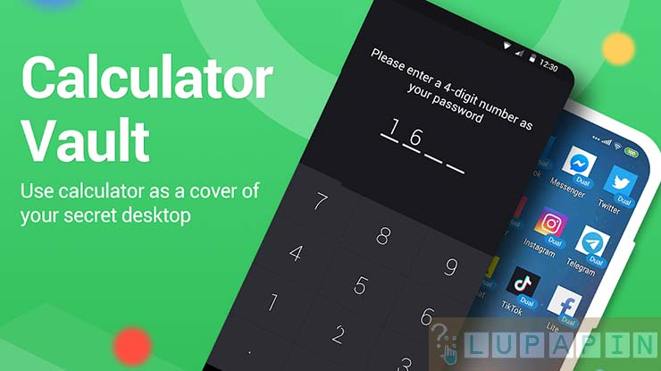 Apa itu Calculator Vault