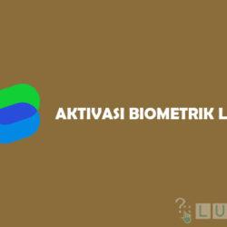 Cara Aktivasi Login Biometrik Line Bank
