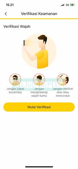 Lakukan Verifikasi Keamanan